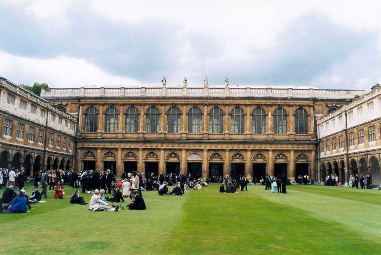 Cambridge University.  Beeld Getty Images