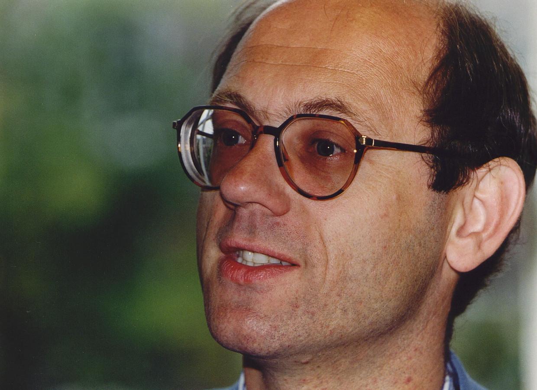 Adri Kemps in zijn tijd als directeur van Amnesty International Nederland.