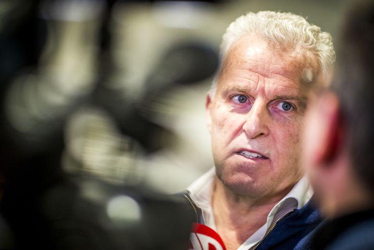 De neergeschoten misdaadjournalist Peter R. de Vries. Beeld ANP