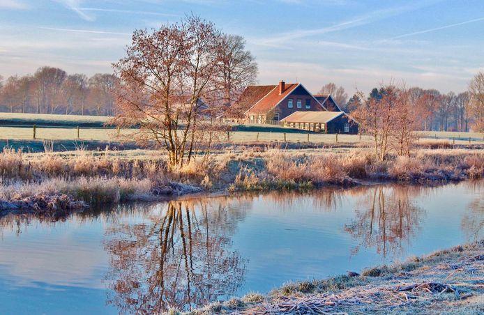 Meddo, gemeente Winterswijk.