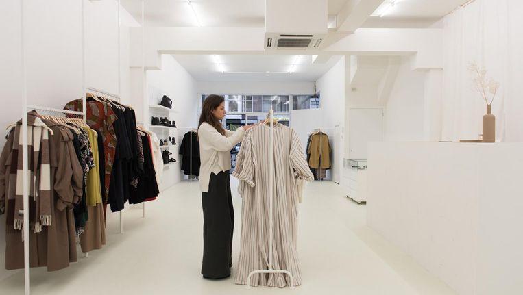 Monique de Randamie: 'Het zijn de merken van nu, met een eigen twist' Beeld Marijke Stroucken