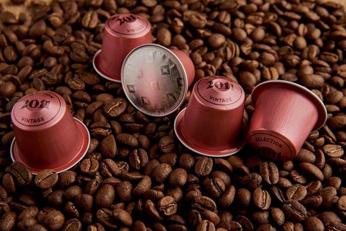 Nespresso-capsules.
