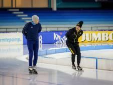 Hoekstra over schaatsblunder: Het was stom, ik had dit niet moeten doen