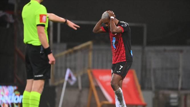 RWDM doet Zulte Waregem beven, maar Vossen trekt 1A-club over de streep met late strafschop (1-2)