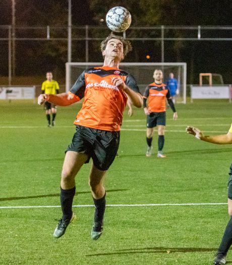 Pothuizen stunt nu nét niet: oud-NEC'er vliegt met Astrantia uit de beker bij Vitesse'08 na penalty's
