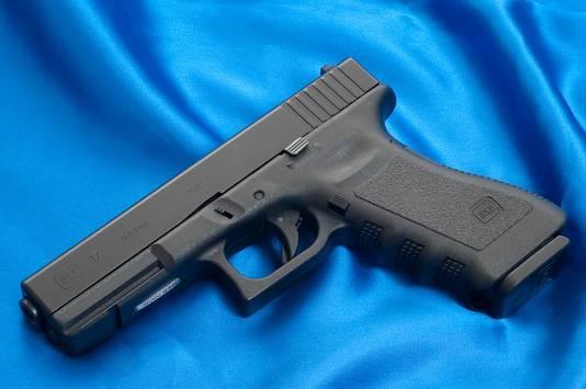 Zes van de acht verdwenen wapens zijn Glocks.