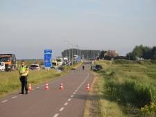 Verongelukte motorrijder is 21-jarige man uit Kloetinge; bestuurder bestelbusje aangehouden