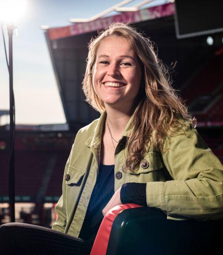 Minke is de vrouw achter FC Twente Vrouwen: 'Er zijn clubs met meer budget en betere speelsters en toch winnen we'