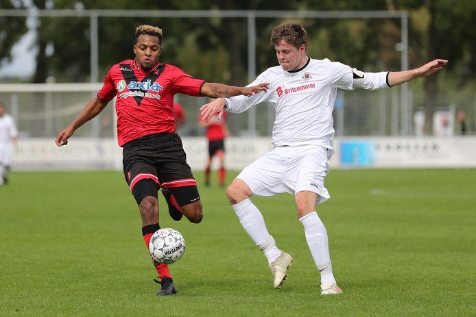 Vitesse Delft en ONA treffen elkaar dit seizoen niet.