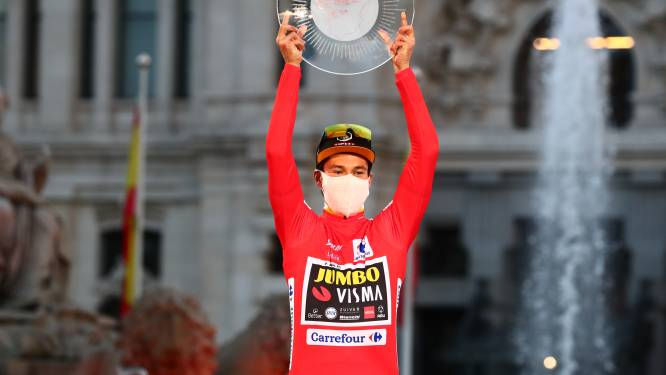 3.336 kilometer, 45 cols en finish waar Evenepoel uitpakte: parcours 76ste editie Vuelta voorgesteld