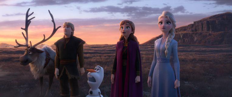 Still uit 'Frozen 2'. Beeld RV
