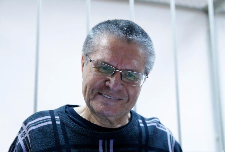 Oud-minister Aleksej Oeljoekajev. Beeld REUTERS