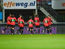 NEC zet zegereeks voort met zuinige overwinning op FC Volendam