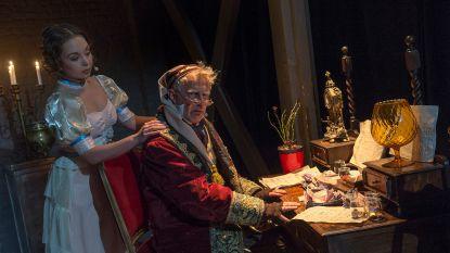 Warre Borgmans vertolkt hoofdrol in kerstmusical 'Scrooge'
