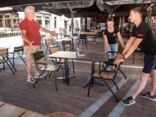 Ook horeca in Zevenbergen en Willemstad opent uit protest het terras: 'Heel Nederland zit op elkaar, maar wij mogen niks'