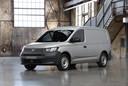 Goed voor het vervoeren van twee europallets: de verlengde Caddy Cargo Maxi