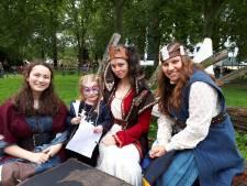 Sprookjes komen tot leven tijdens het Elzeneindfestijn in Oss