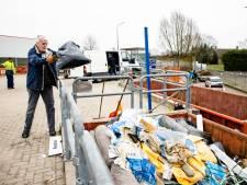 Milieustraat Goirle wordt te krap, zeker in coronatijd: 'Onze reservecontainer is nu voor tapijt'