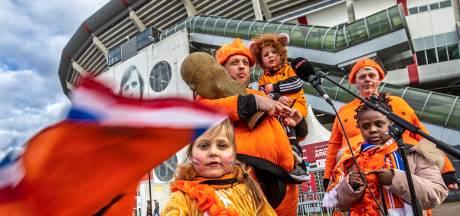 Minimaal 12.000 fans welkom bij EK-duels Oranje in Arena, hoop op meer publiek