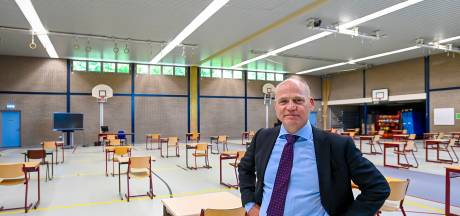 Terug naar school: les in de gymzaal, vaste looproutes en geen pauze