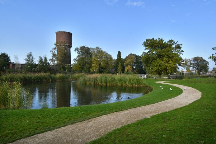 Watertorenpark in Hengelo