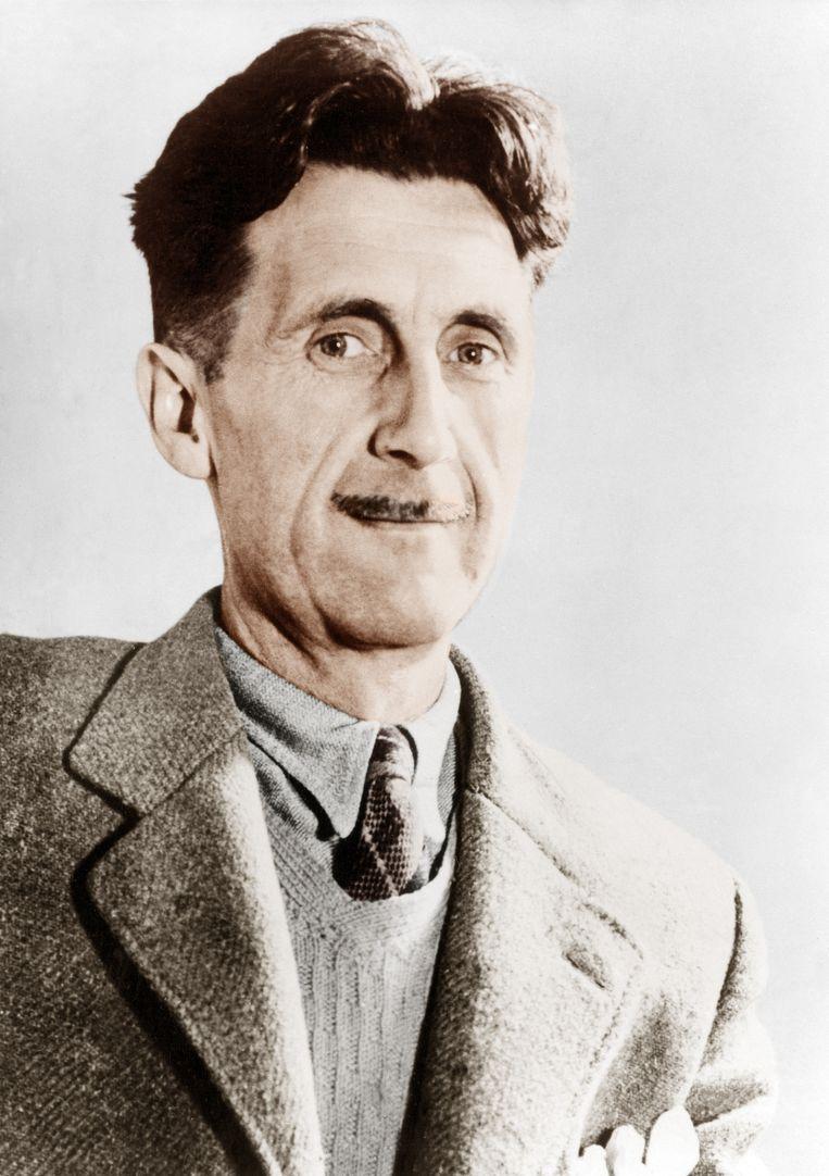 George Orwell Homage to Catalonia. 'Door dit boek leerde ik hoe je je eigen ervaring de baas kan zijn door die op te schrijven. Het schrijven schept afstand.' Beeld Getty Images