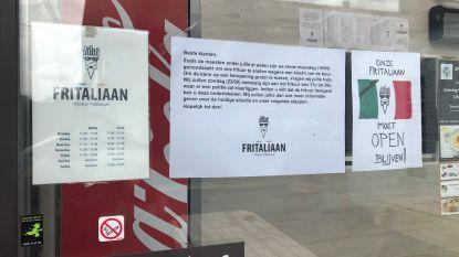 """Buren die klacht indienden tegen Fritaliaan reageren voor het eerst: """"Iedereen zou anders piepen als ze zelf naast frituur zouden wonen"""""""
