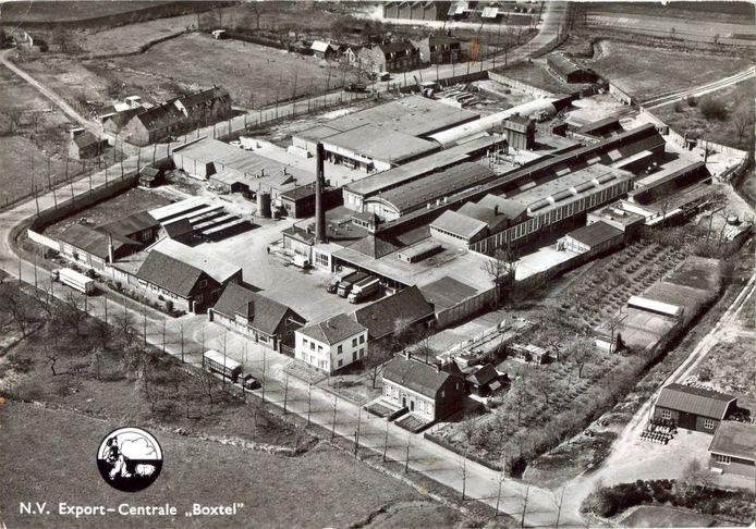 De NV Export-Centrale Boxtel, gebouwd in de jaren zestig.