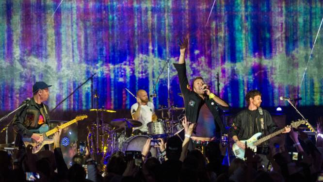 Une date supplémentaire à Bruxelles pour Coldplay