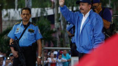 """President van Nicaragua weigert vervroegde verkiezingen: """"We gaan de regels niet veranderen voor een groep putschisten"""""""