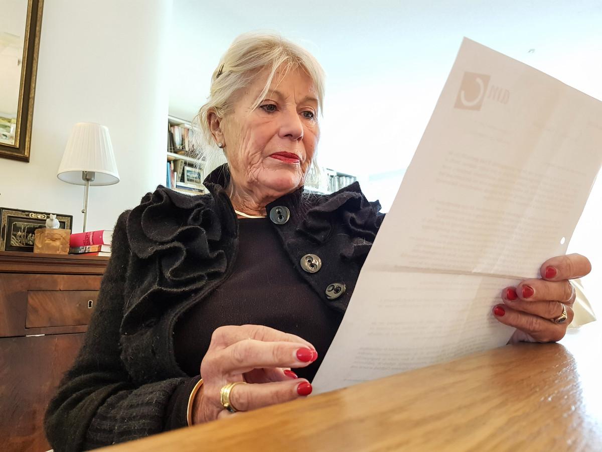 Marianne van Harten was een van de deelneemsters aan een onderzoek.