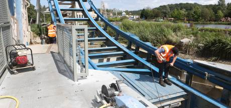 """État des lieux dans un Walibi dévasté: """"Les moteurs de toutes les attractions doivent être inspectés à nouveau"""""""