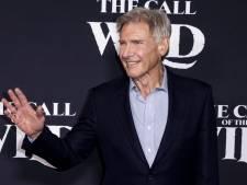 Harrison Ford loopt schouderblessure op en moet rust nemen