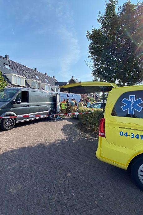 Buren in Harderwijk willen er niet aan denken hoe erg het mis had kunnen gaan bij brand bij buurman: 'Het was echt heel explosief vuurwerk'