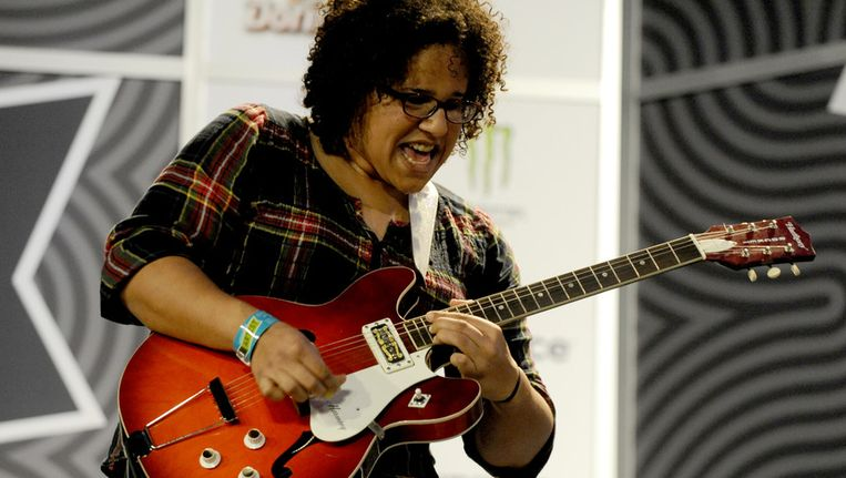 Alabama Shakes, alom geprezen als 'the real deal'. Beeld Getty Images