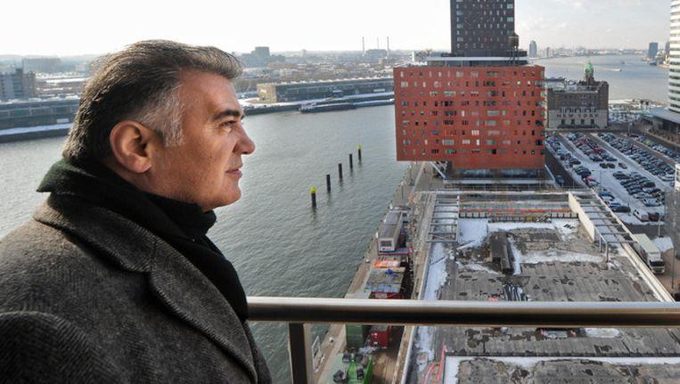Hamit Karakus van PvdA-Rotterdam. © ANP Beeld