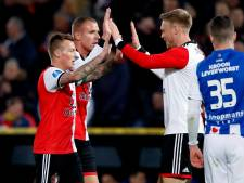 Feyenoord tankt vertrouwen tegen Heerenveen na rampmaand maart