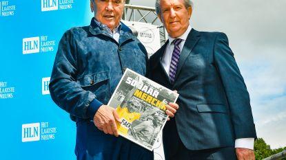 """Merckx krijgt eerste exemplaar fotoboek Tour '69 overhandigd: """"Prachtige dingen die weer tevoorschijn komen"""""""