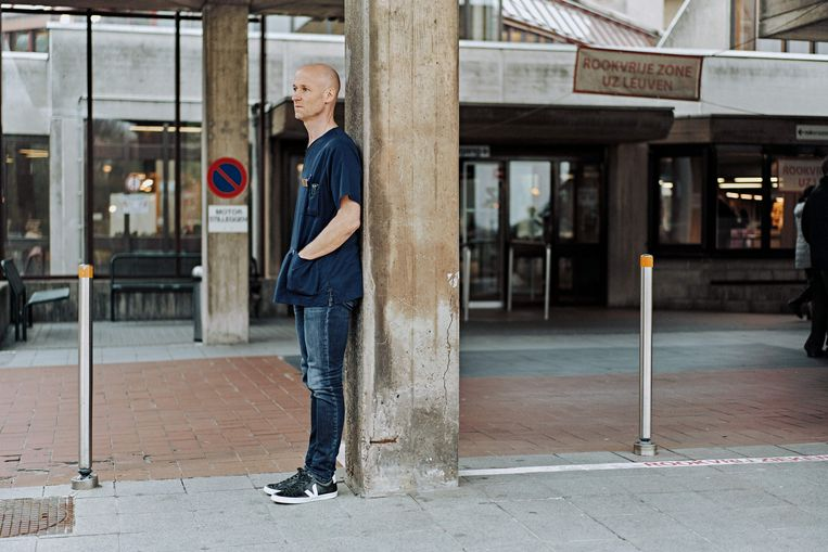 Geert Meyfroidt. Beeld Thomas Sweertvaegher
