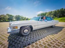 Hans rijdt niet in zijn slee, hij zwééft: 'Ik wil dat alles aan deze auto origineel blijft'