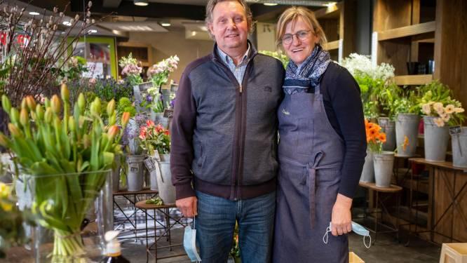 """Veerle en Karel nemen na 40 jaar afscheid van 't Bloemeke: """"Het bijzondere aan bloemen is dat ze passen bij elk moment in 't leven"""""""