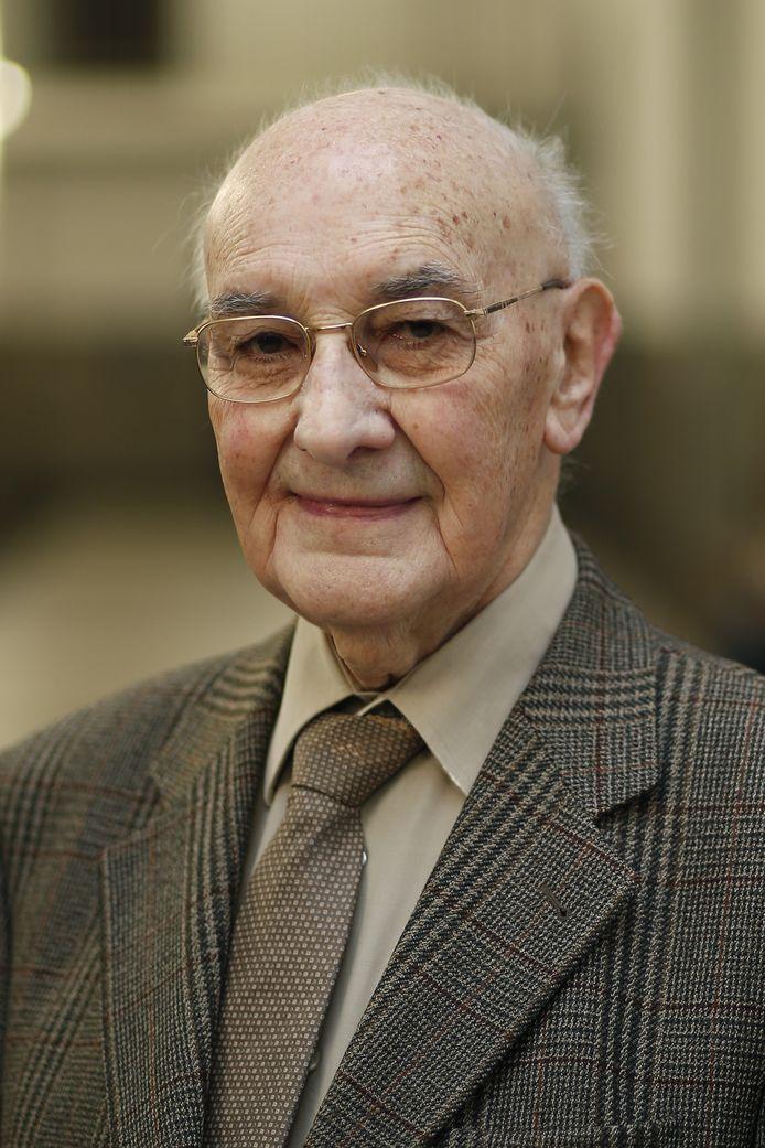 Oud-burgemeester Firmin Aerts.