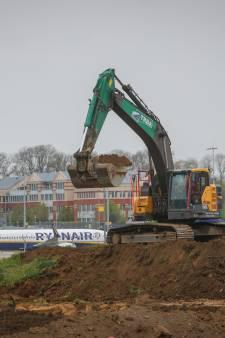 La nouvelle piste de l'aéroport de Charleroi devrait être prête cet automne