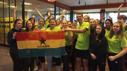 Leerlingen vertrekken op inleefreis naar Ghana
