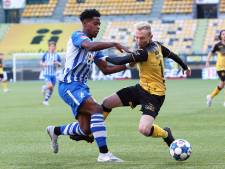 FC Eindhoven verliest van Roda JC, ondanks gelukkige voorsprong bij rust