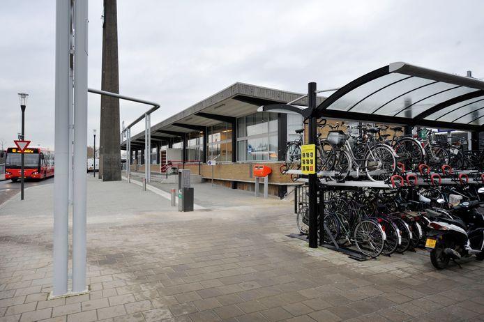 Het station van Oldenzaal