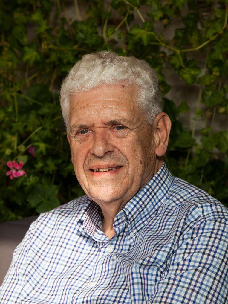 Joop Weishaupt (71): 'Er is een fijne sfeer in het verpleeghuis. Er is... verbondenheid.' Beeld Adriaan van der Ploeg