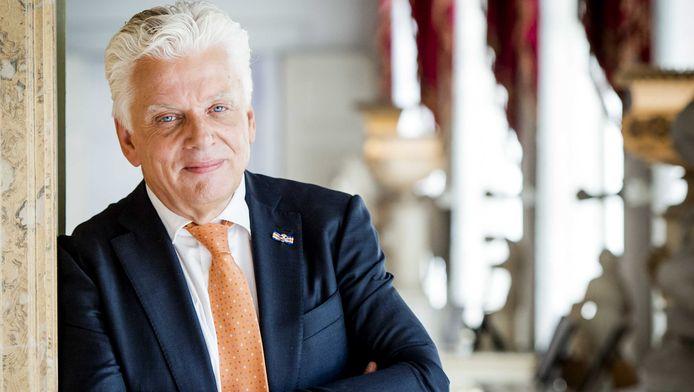 Jan Slagter van omroep Max