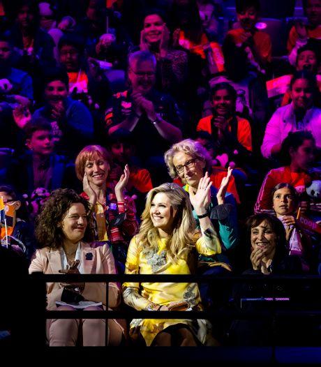 Koninklijk bezoek aan finale Songfestival 'niet op planning'
