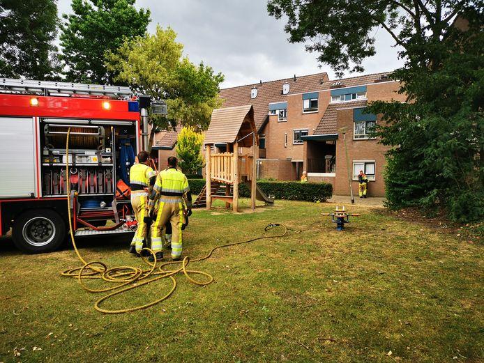 De verwarde Nijmegenaar werd opgepakt omdat hij zijn huis aan de 23ste straat in de Nijmeegse wijk Gildekamp vol had laten lopen met gas.